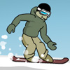Downhill Snowboard