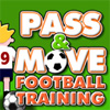 Pass & Move Football Training